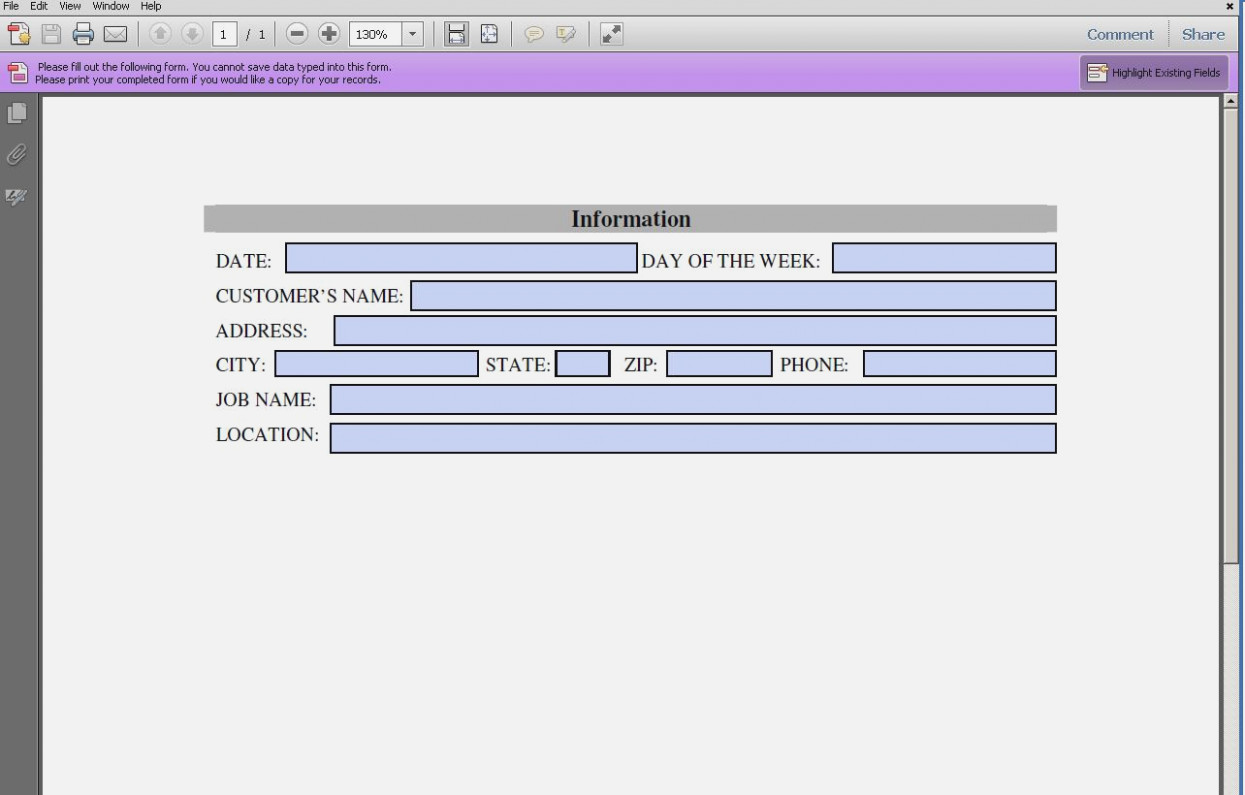 How To Create Fillable Forms In Pdf