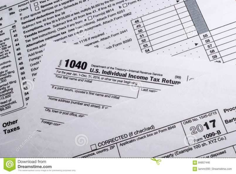 How To Fill Out Form 1099 B
