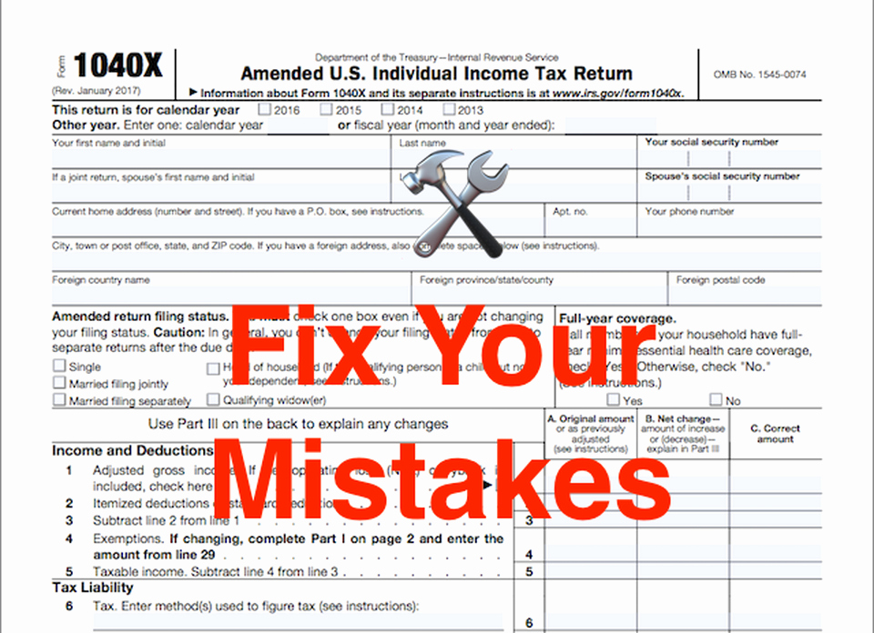 How To Fill Out Illinois 1040 Tax Form