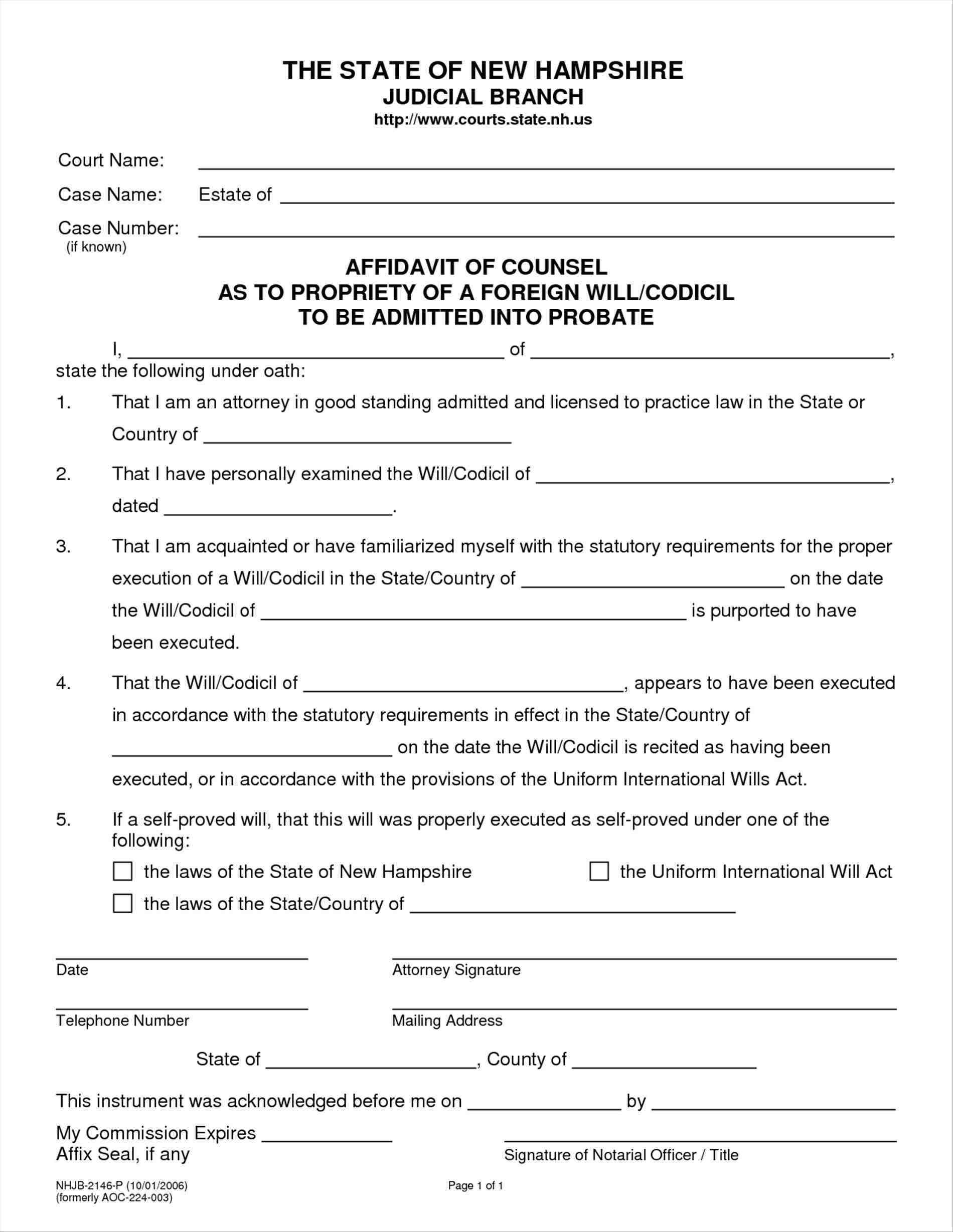 Michigan Probate Forms Form Templates Tax Elegant Fearsome Court In Michigan Probate Forms