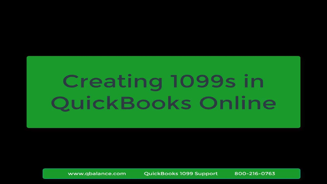 How To Print 1099 Forms In Quickbooks 2015