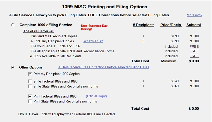 How To Print 1099 Forms In Sage 50