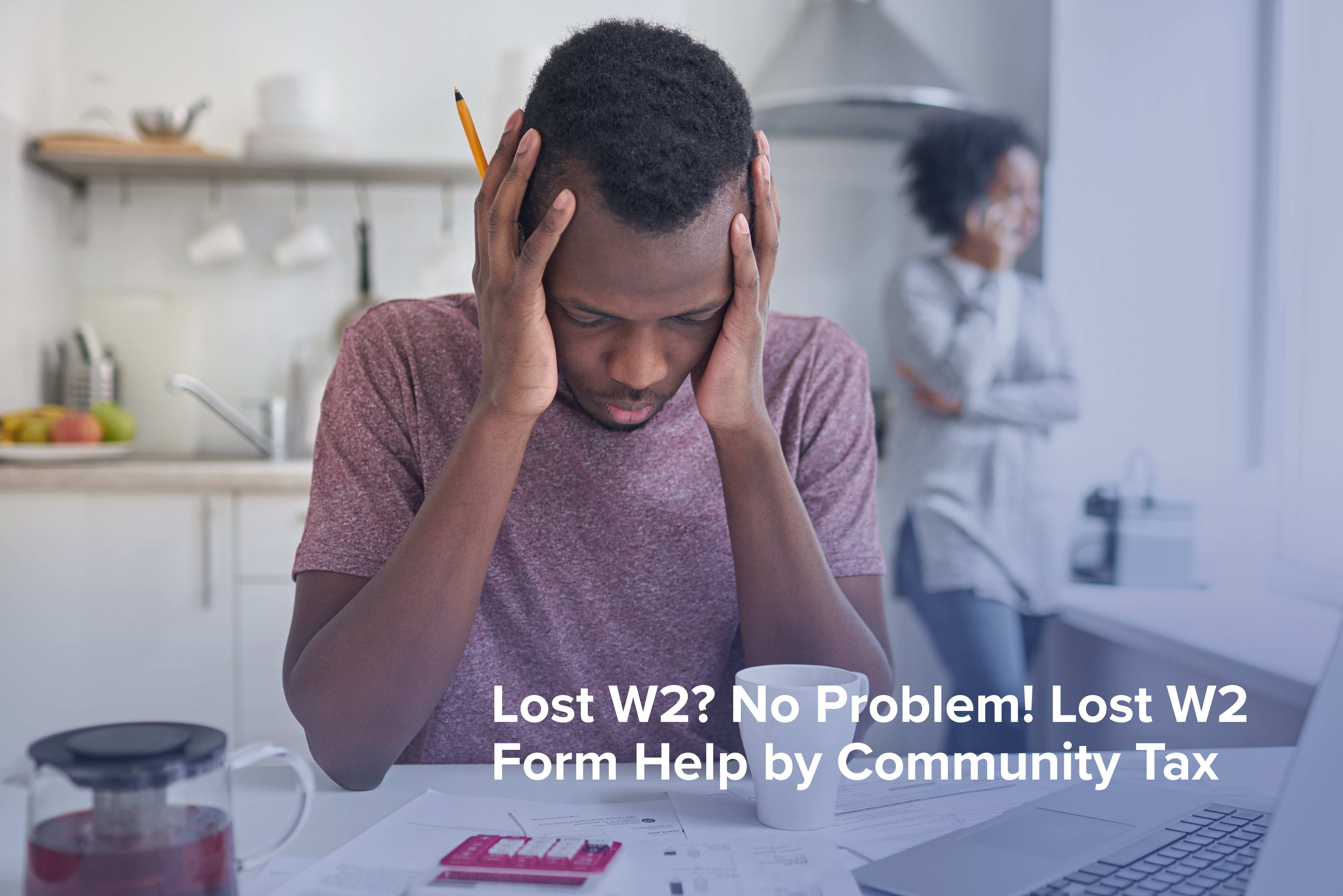 How To Retrieve Lost W2 Forms
