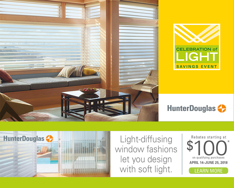 Hunter Douglas Official Mail In Rebate Form