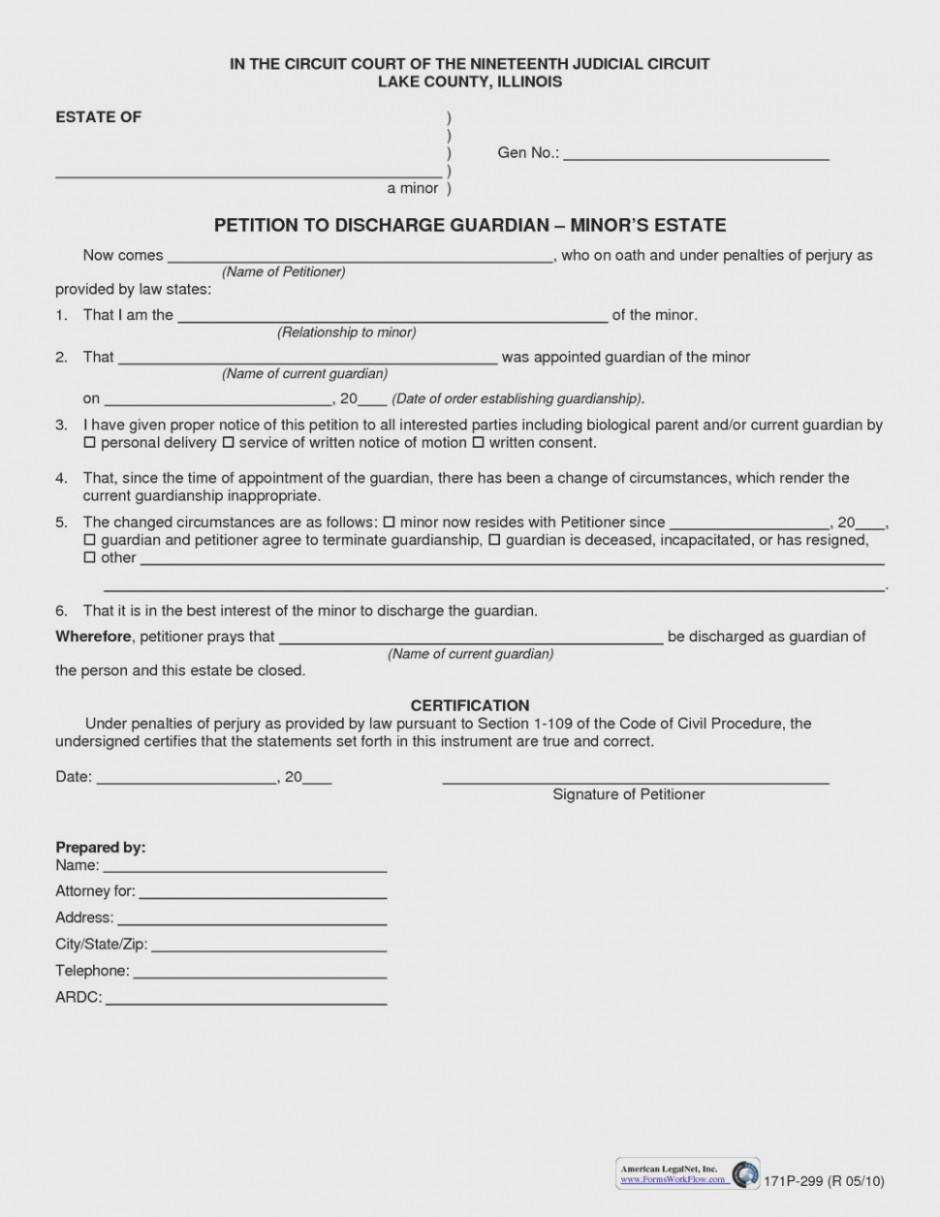 Illinois Divorce Forms Pdf