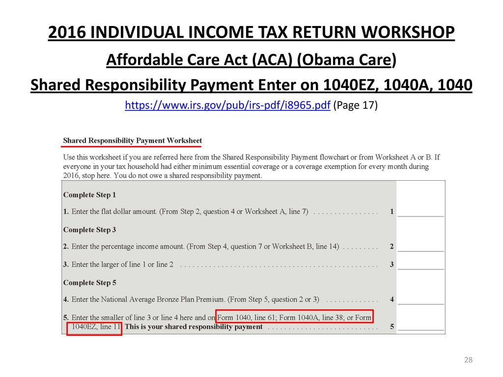 Income Tax Return Form 2016 17 Pdf