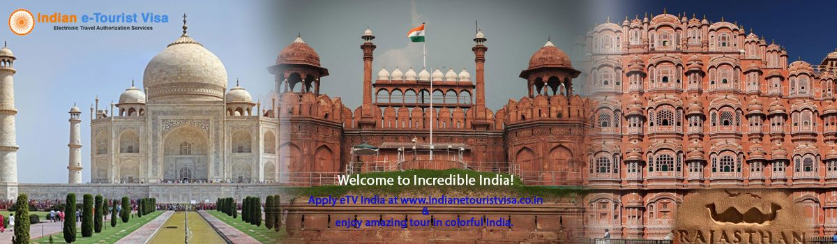 Indian E Tourist Visa Application Form