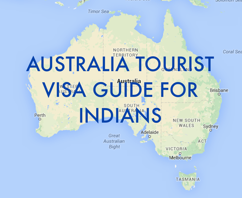 Indian Tourist Visa Application From Australia