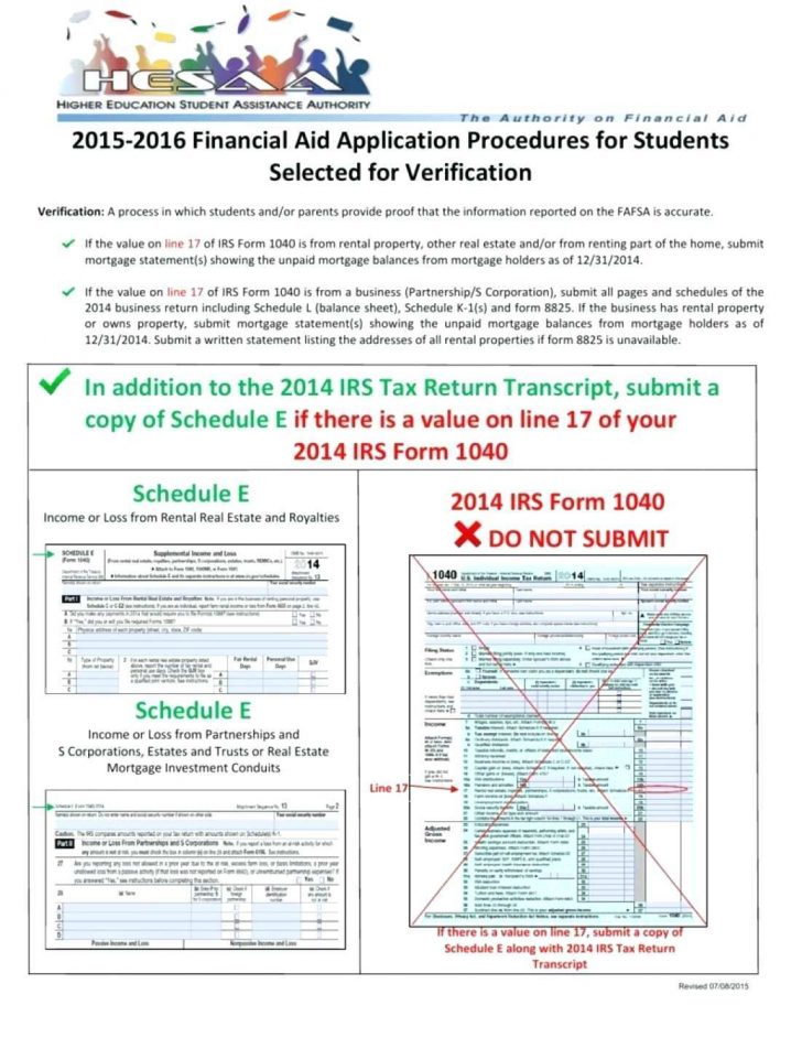 Instructions For 1040ez Form 2015