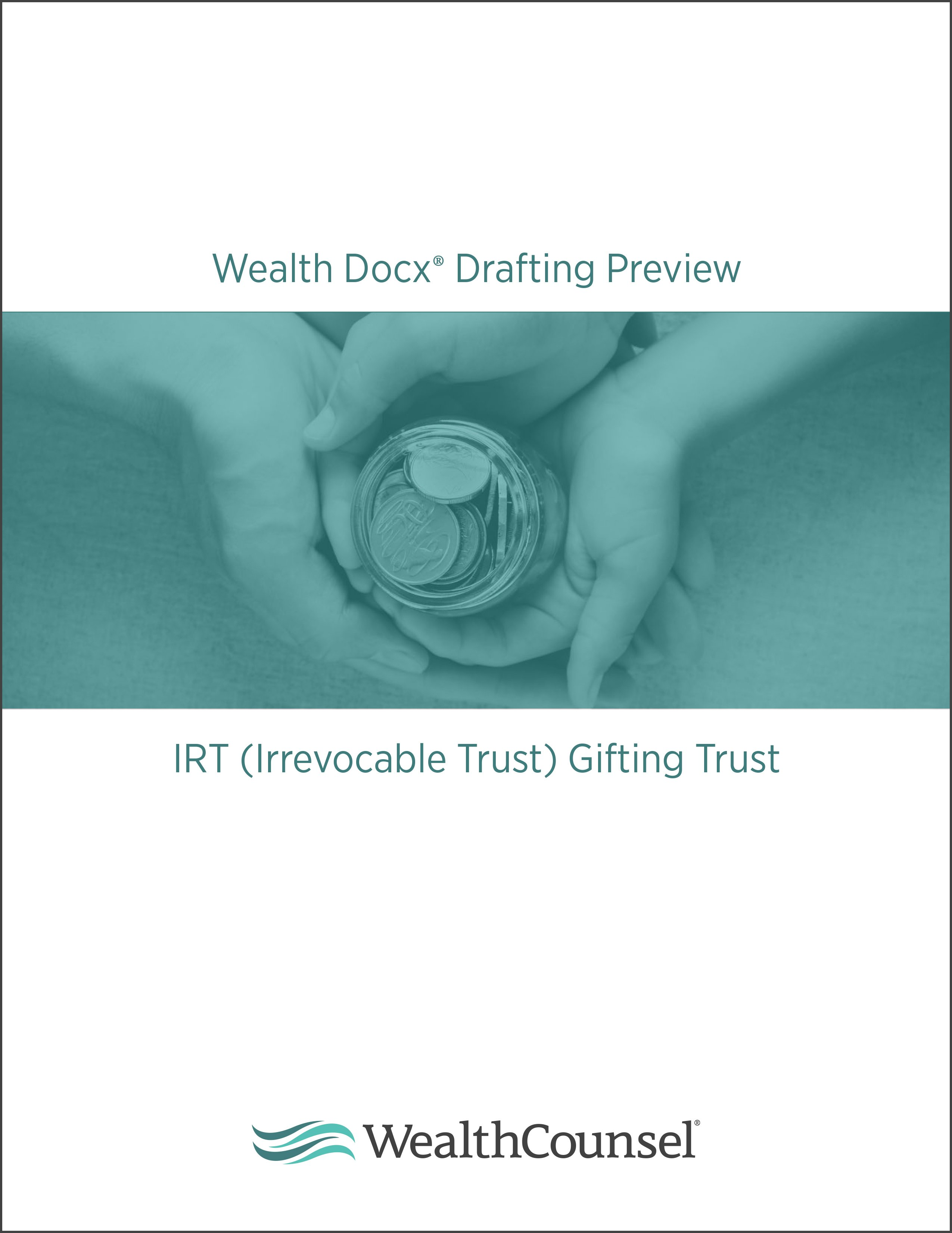 Irrevocable Trust Sample