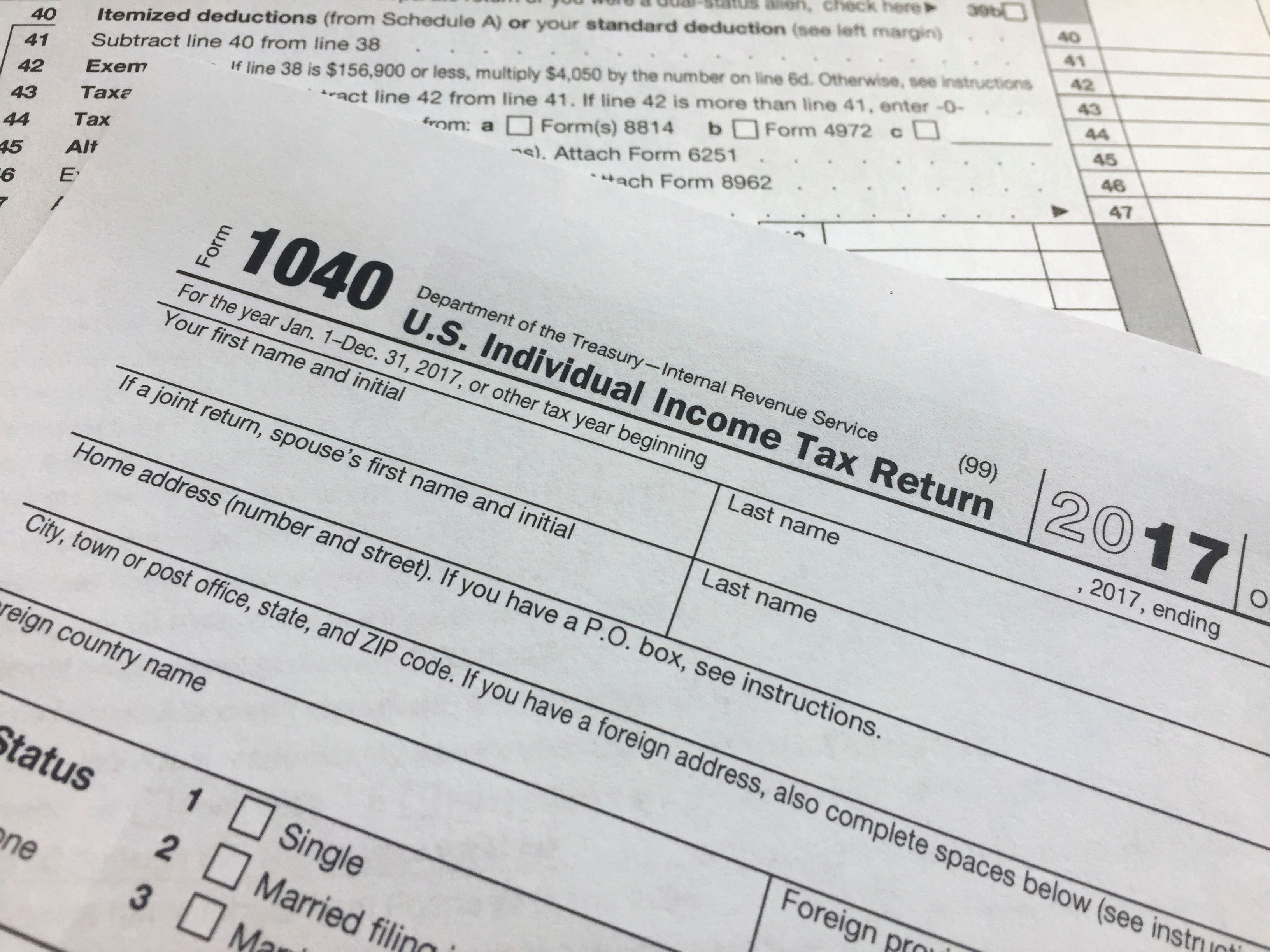 Irs 1099 Form 2017 Download