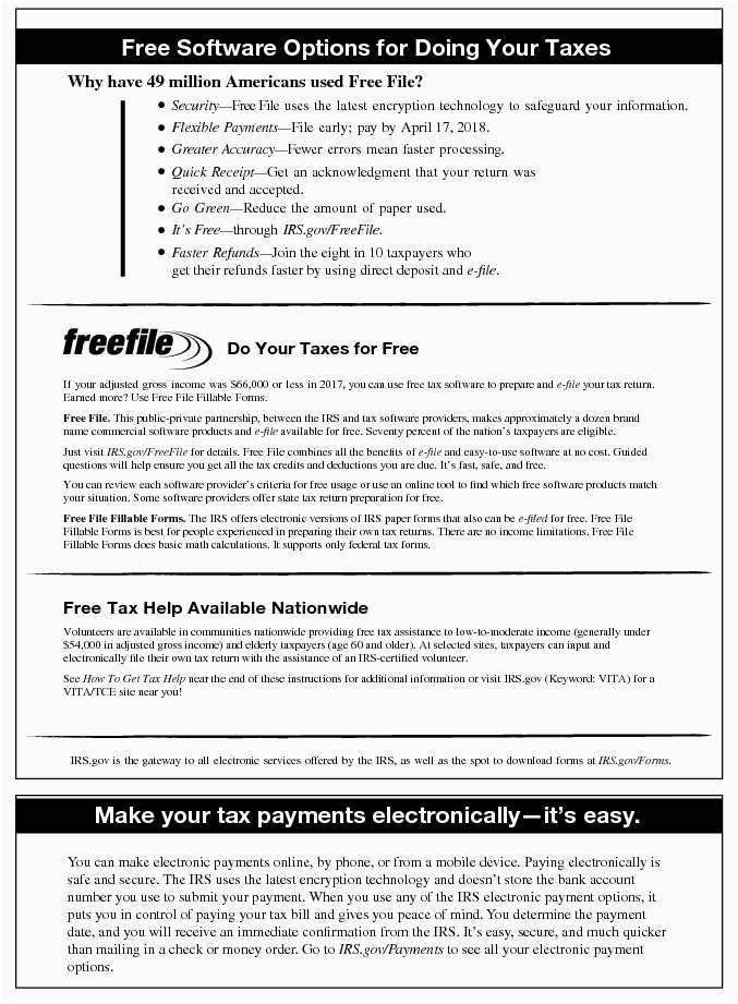 Irs Gov Free Fillable Forms New S Irs Gov Payments Longfabu Example