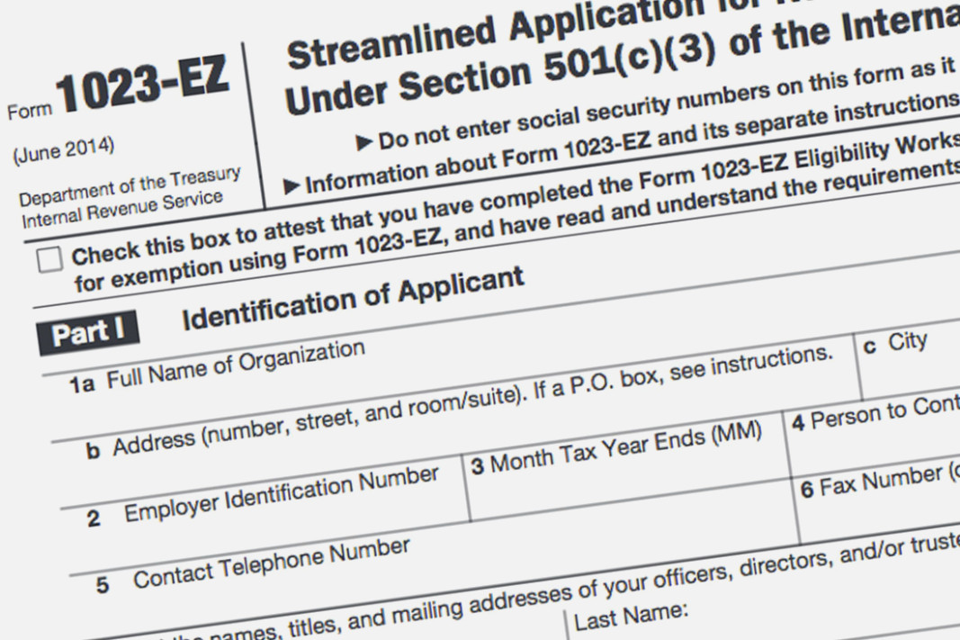 Irs Form 1023 Sample Conflict Of Interest Policy