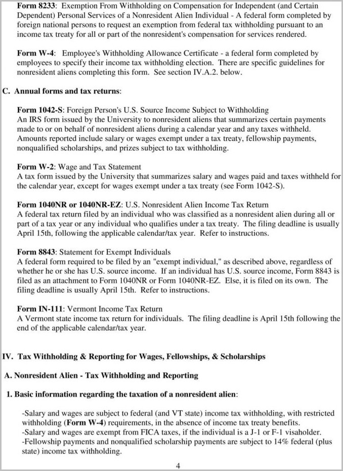 Irs Form 1040 For 2014 Instructions