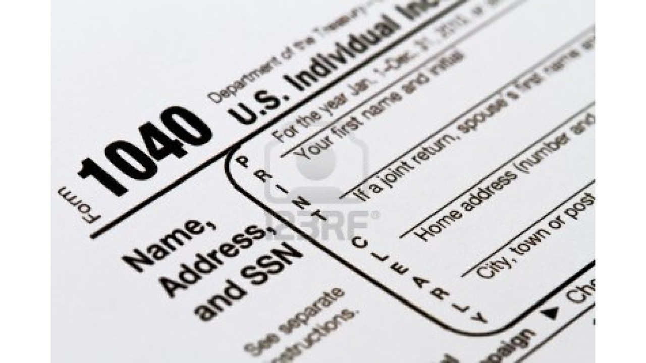 Irs Printable Tax Forms 1040