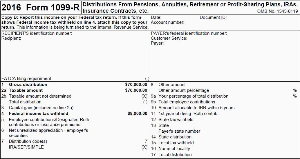 Irs Tax Form 1099 C