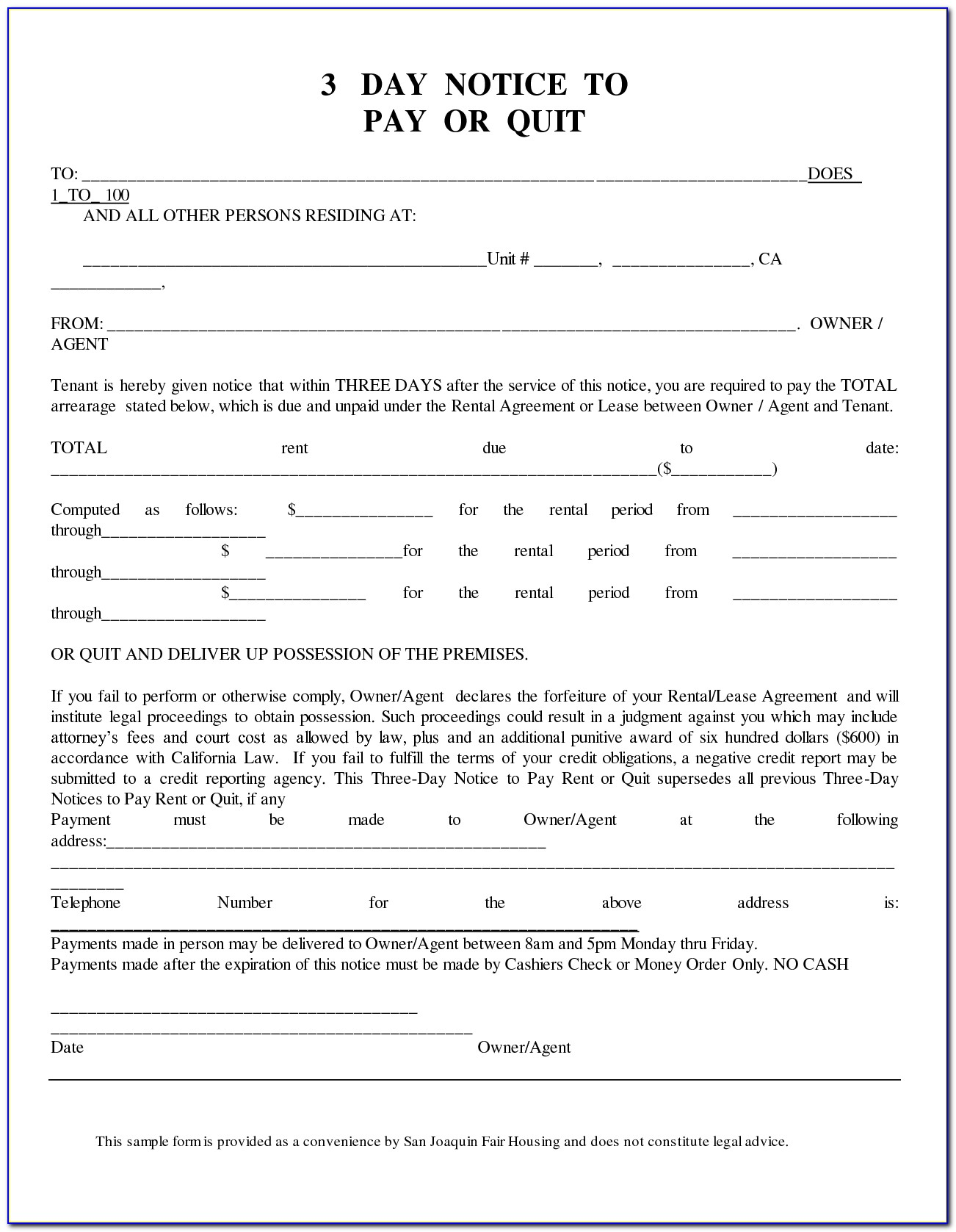 Jamaican Immigration Application Form