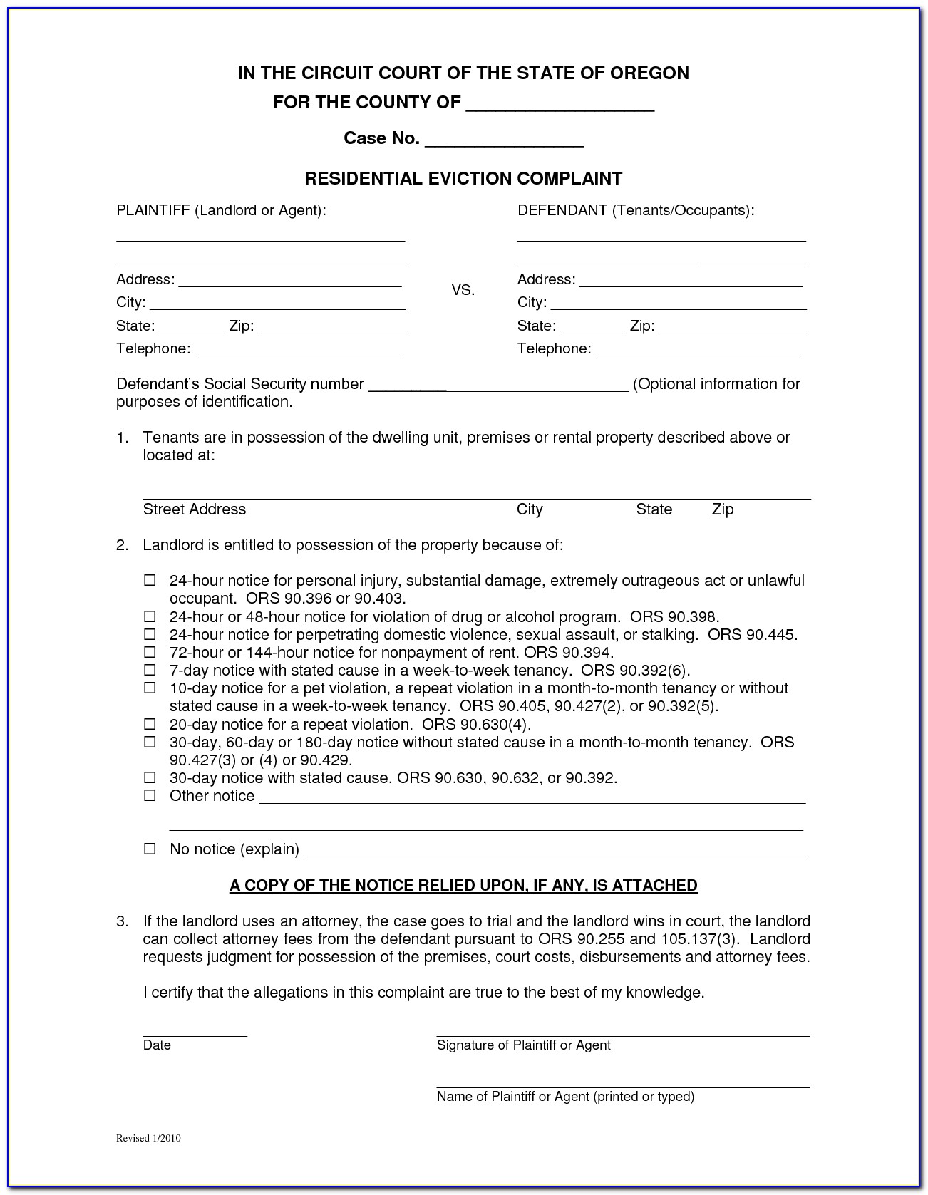 King County Washington Divorce Forms