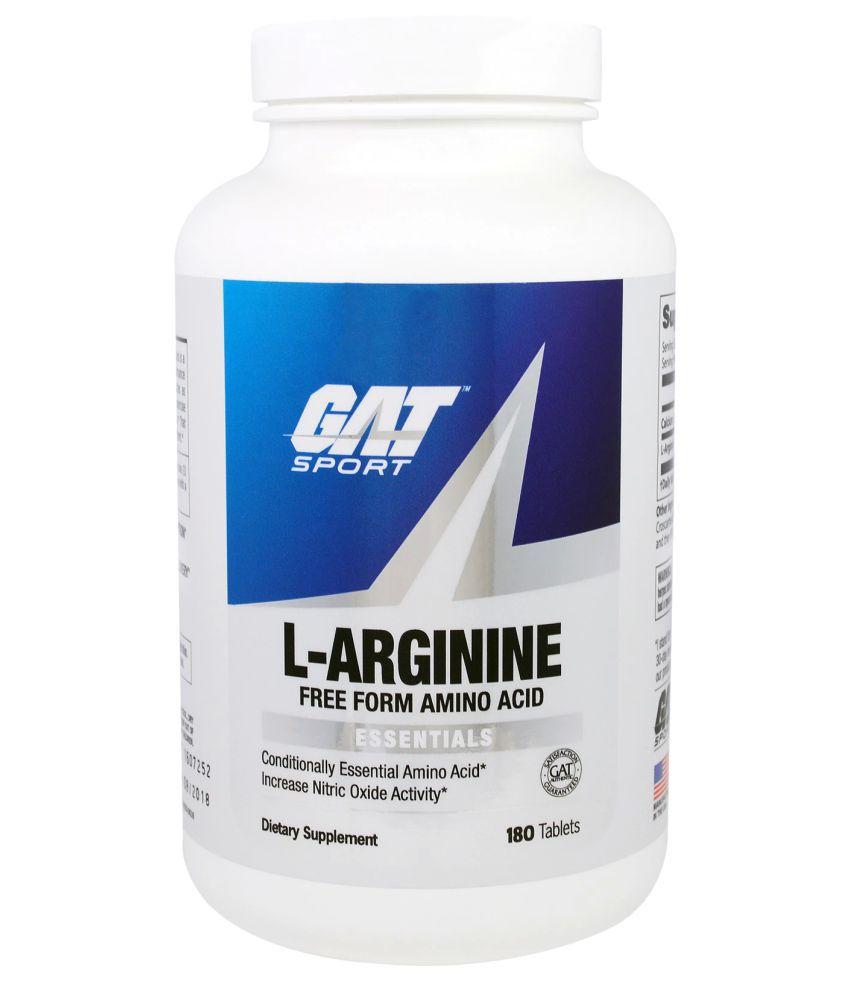 L Arginine Free Form Amino Acid