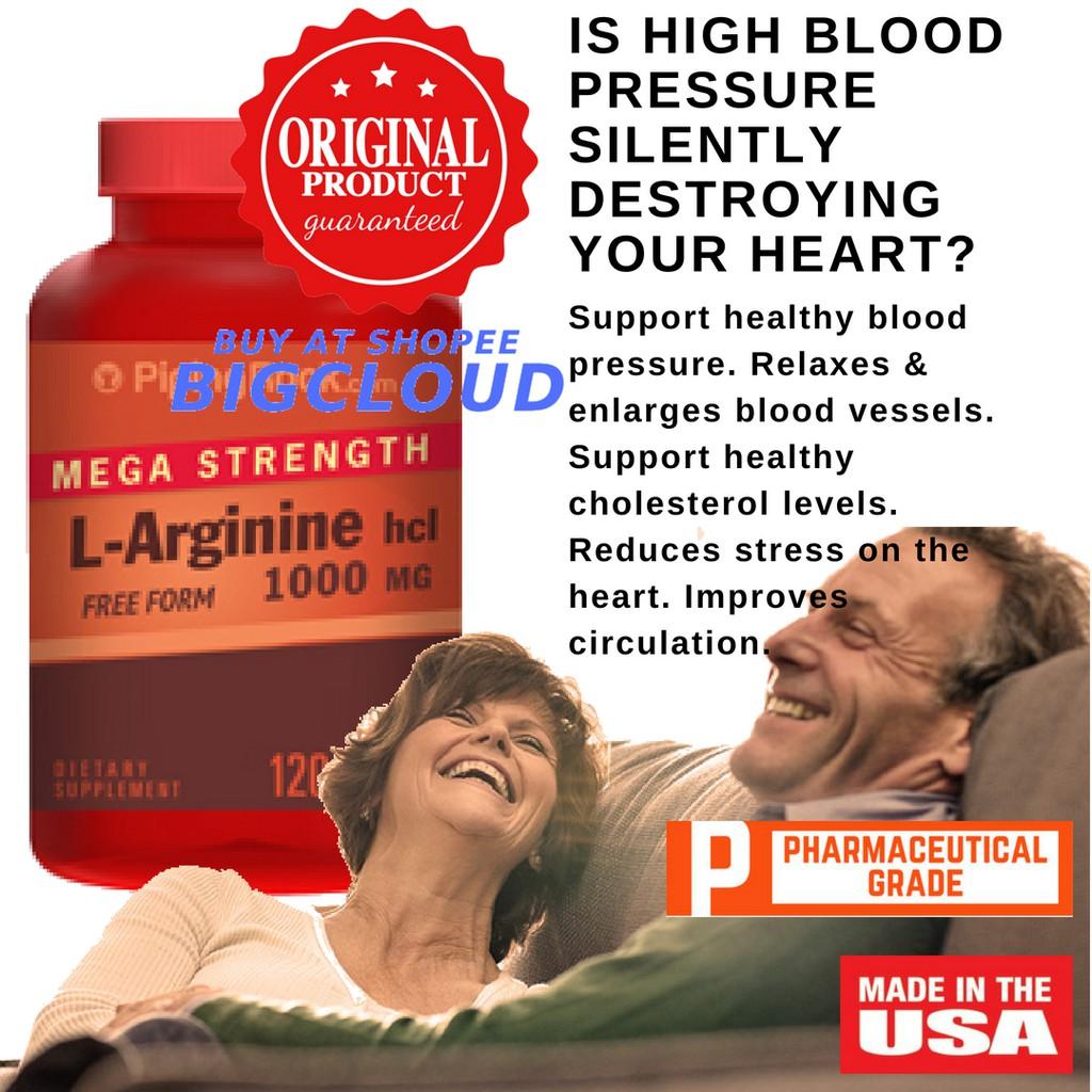 L Arginine Free Form Or Hcl