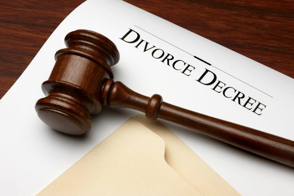 Las Vegas Divorce Filing