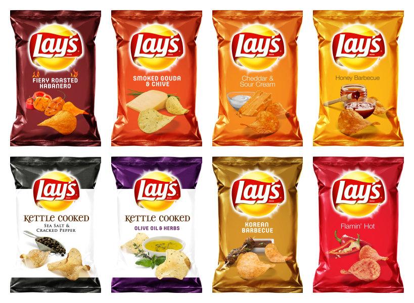 Lays Flavor Contest Entry Form