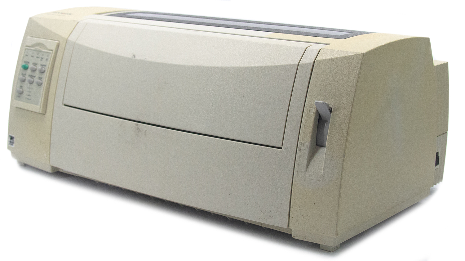 Lexmark Forms Printer 2500 Series Specs