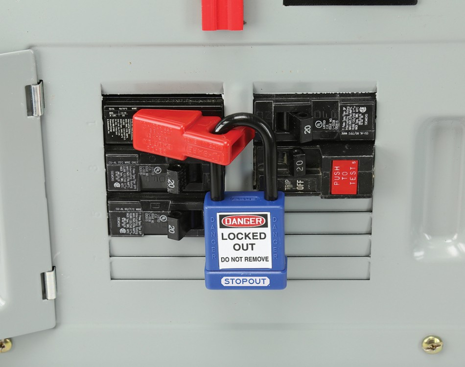 Lockout Tagout Log Form