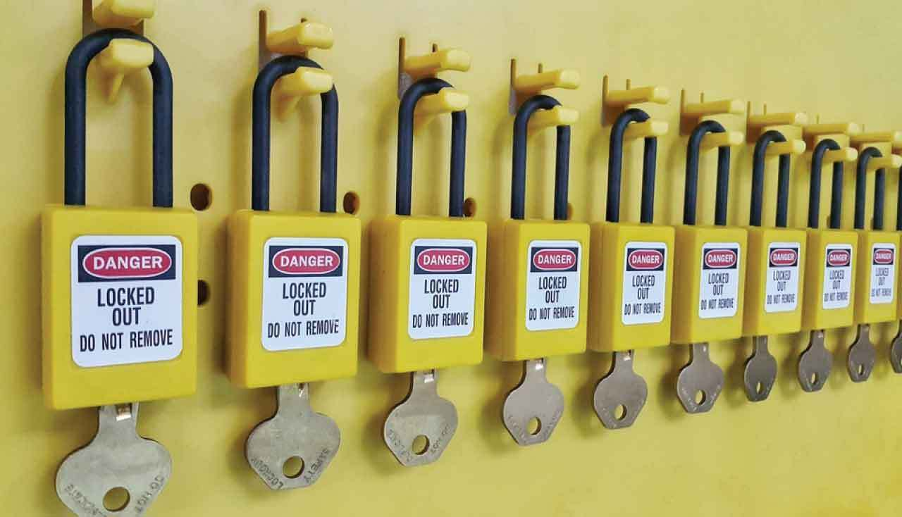 Lockout Tagout Procedures Steps