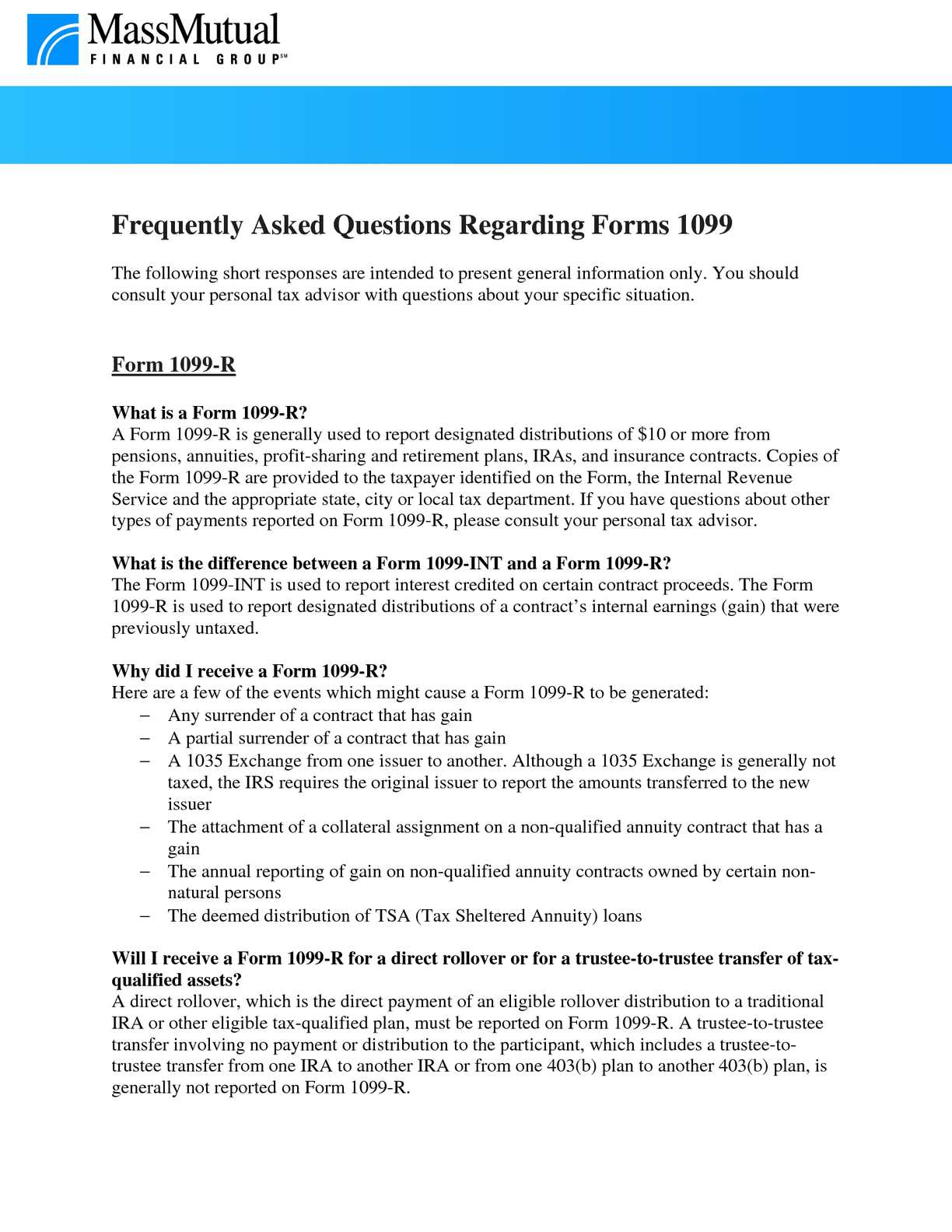Mass Mutual Life Insurance Collateral Assignment Form