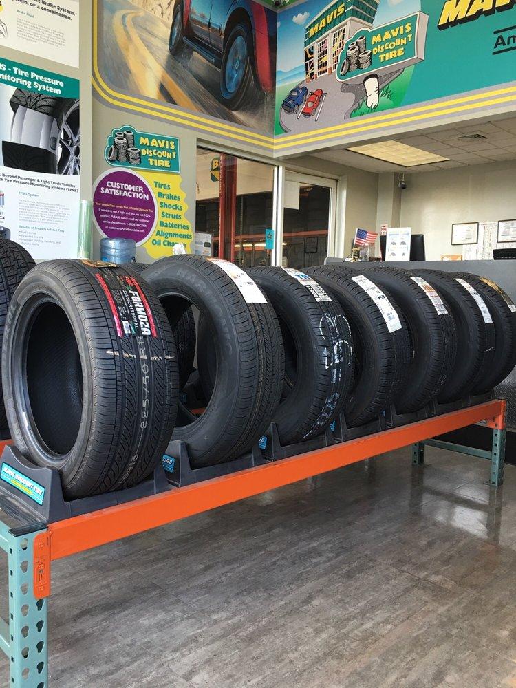 Mavis Discount Tire Rebate Form