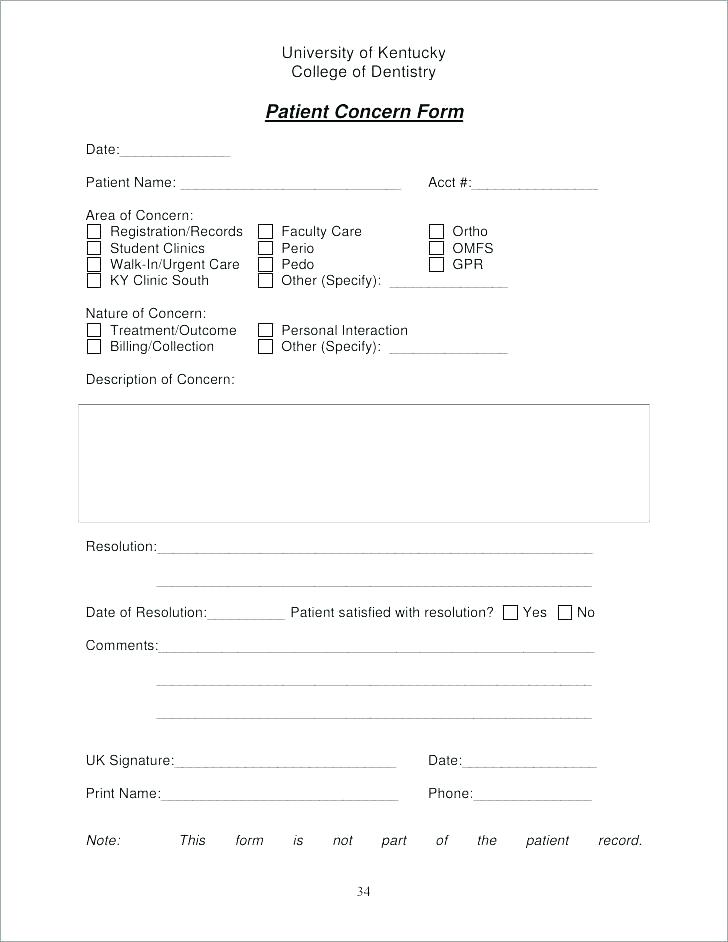 Medic Alert Registration Form