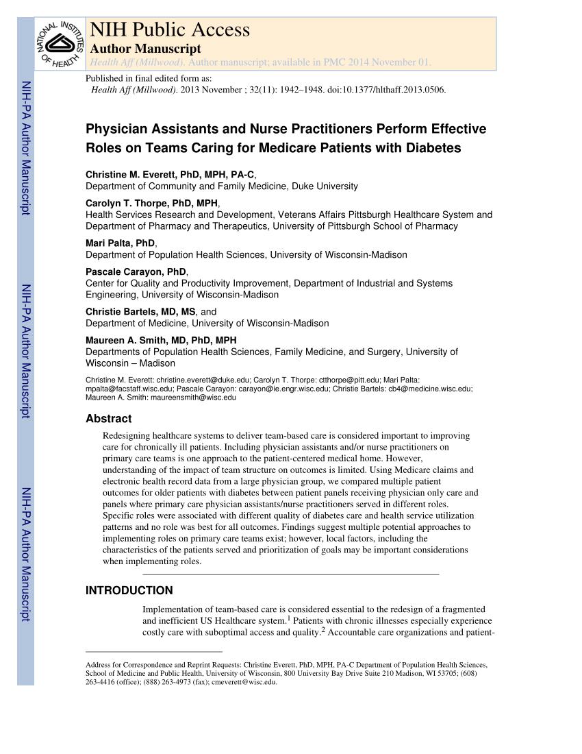 Medicare Application Form For Nurse Practitioner
