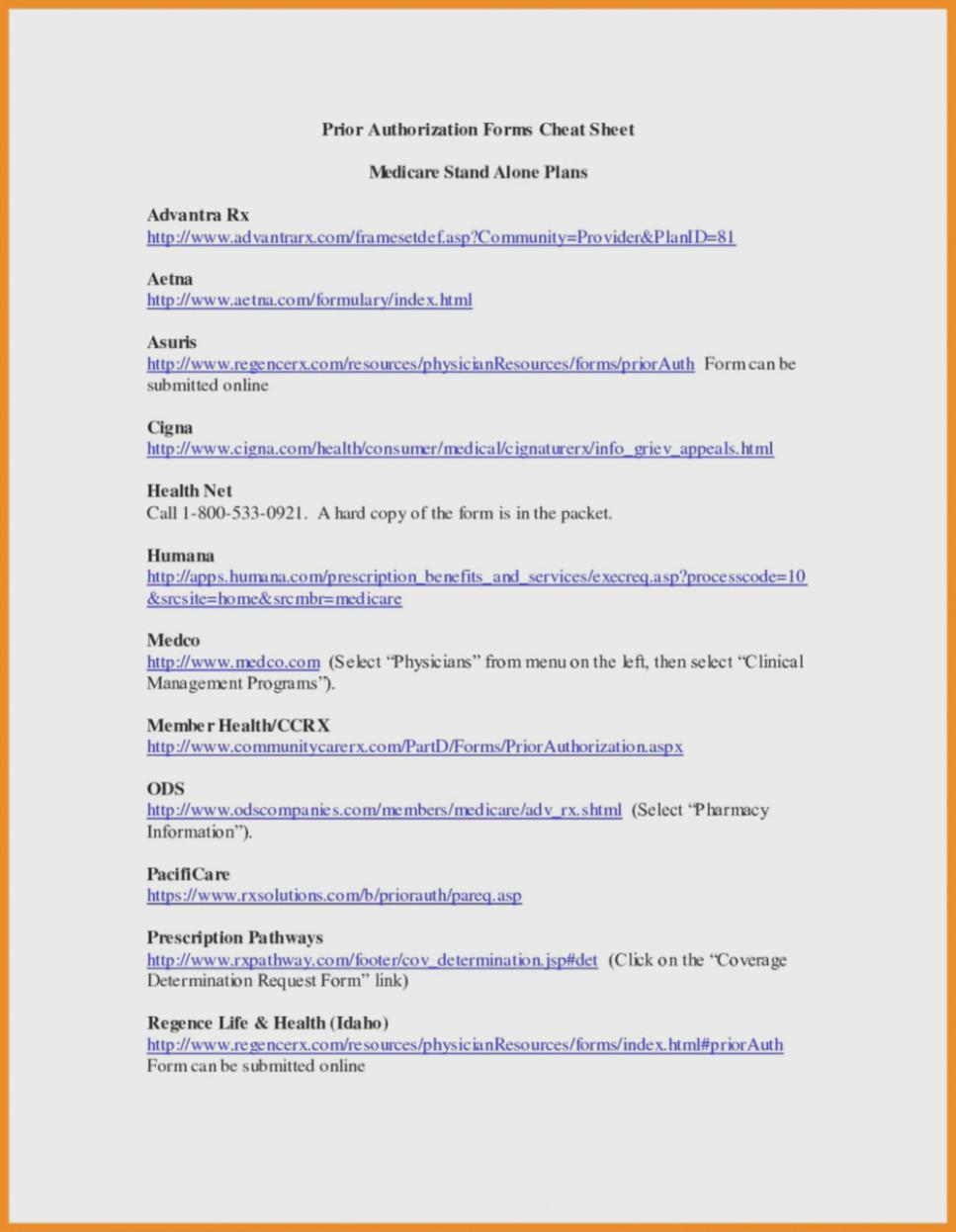 Medicare Gov Forms Online