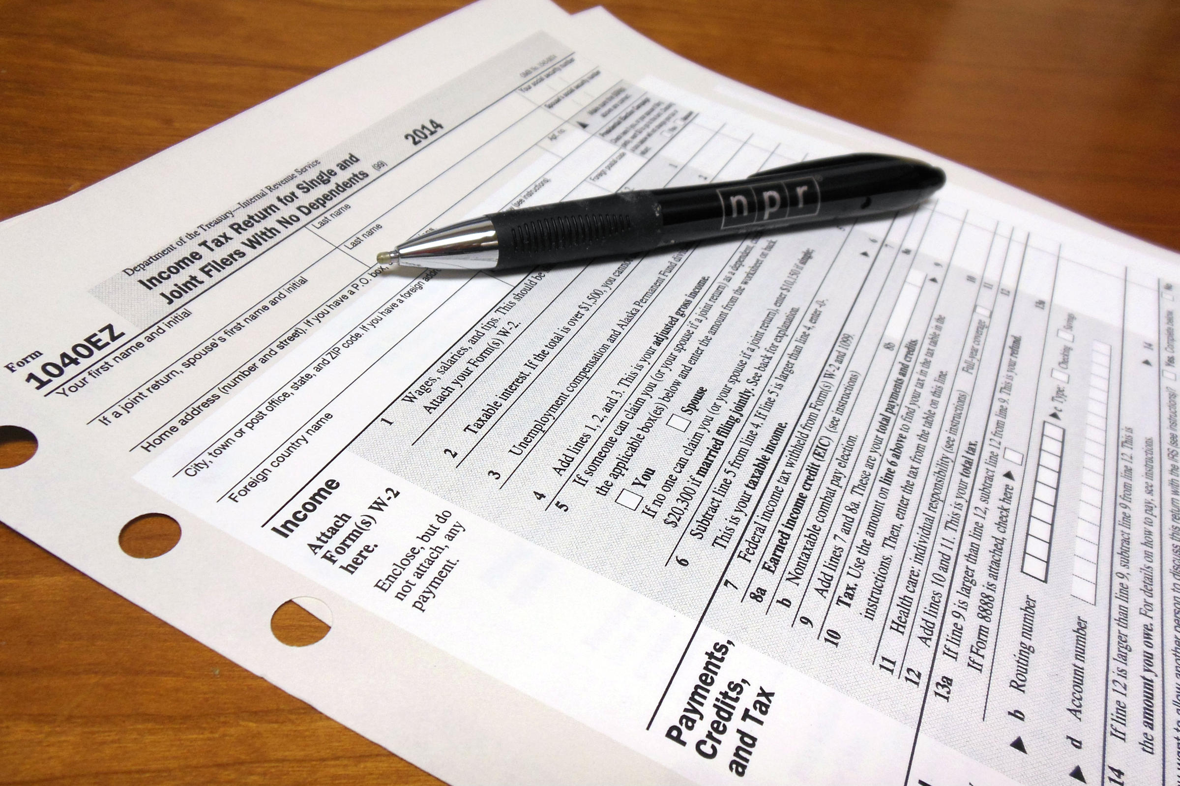 Michigan Income Tax Ez Form