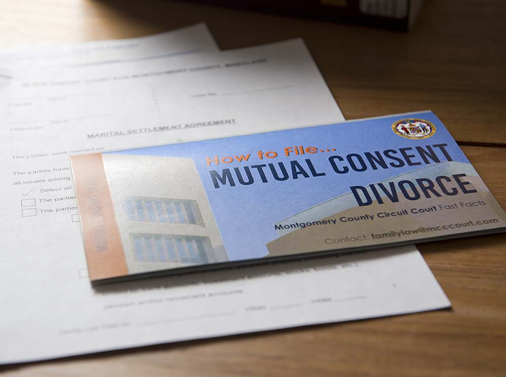 Montgomery County Md Divorce Forms