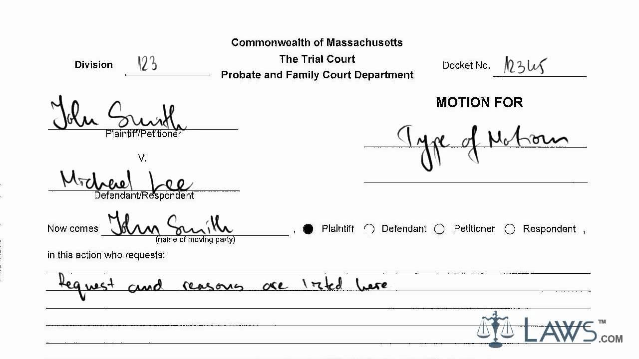 Nc Divorce Complaint Form 14