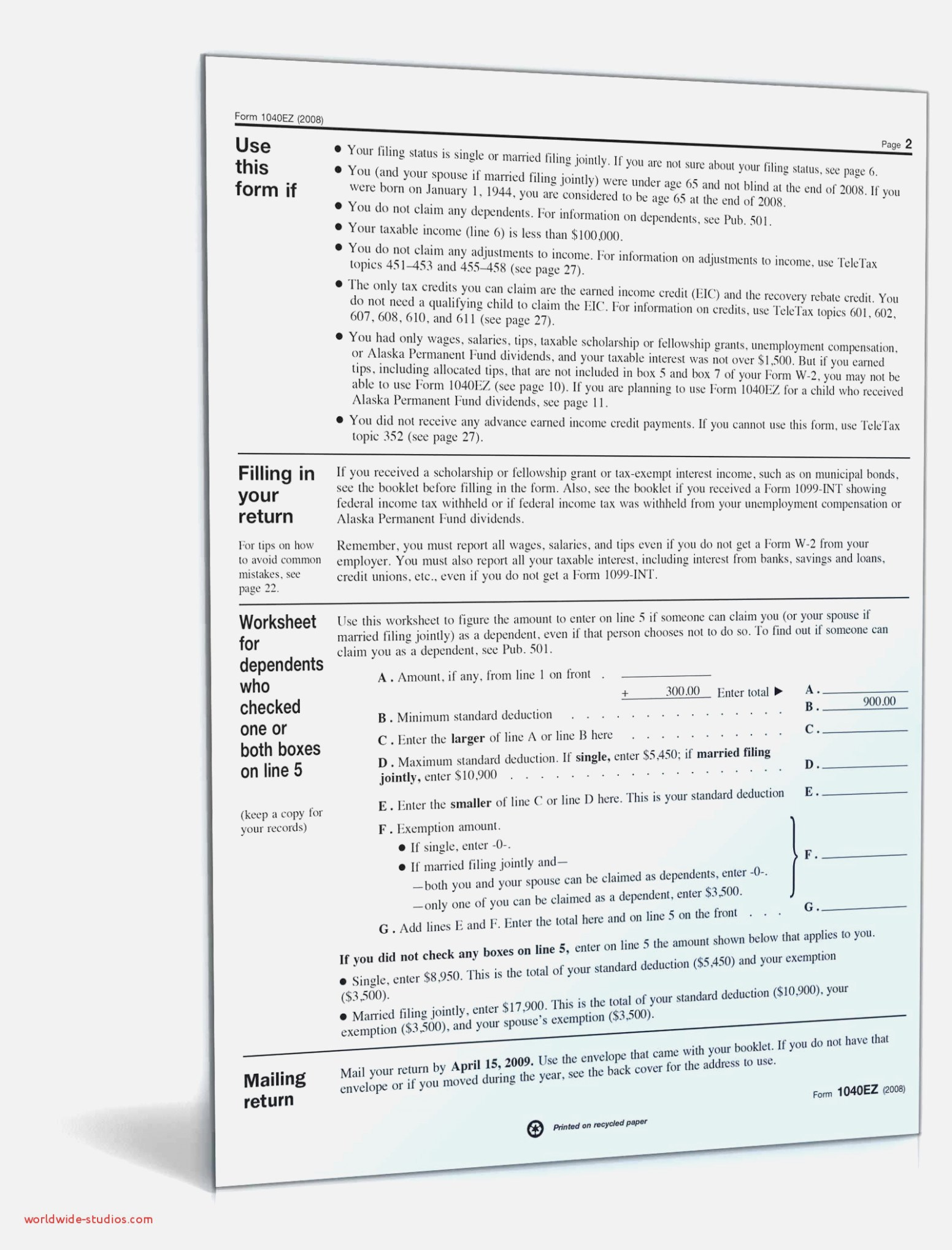 Nc Unemployment 1099 Form