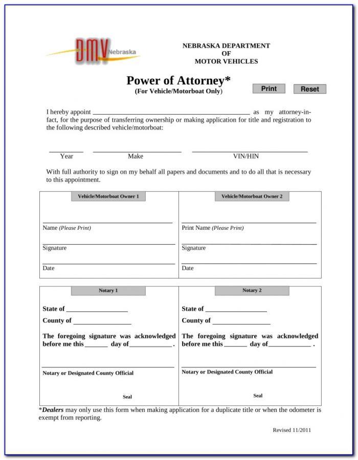 Nebraska Guardianship Forms Packet A