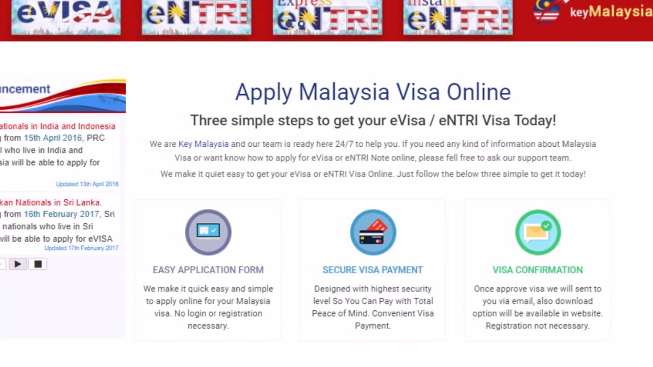 Nepal Visa Application Form Malaysia