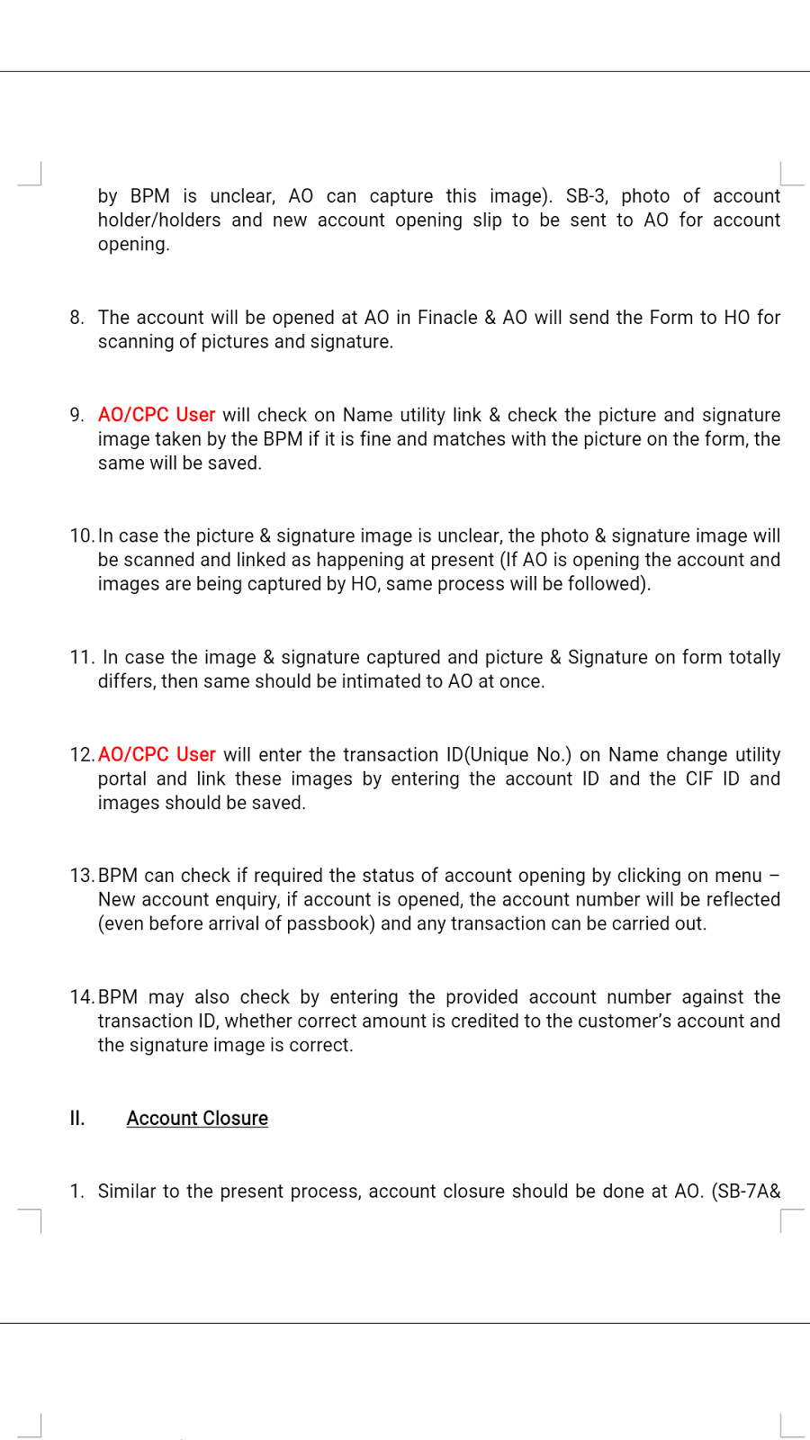 Newchange Kyc (know Your Customer) Form (to Be Sent To Cpc)