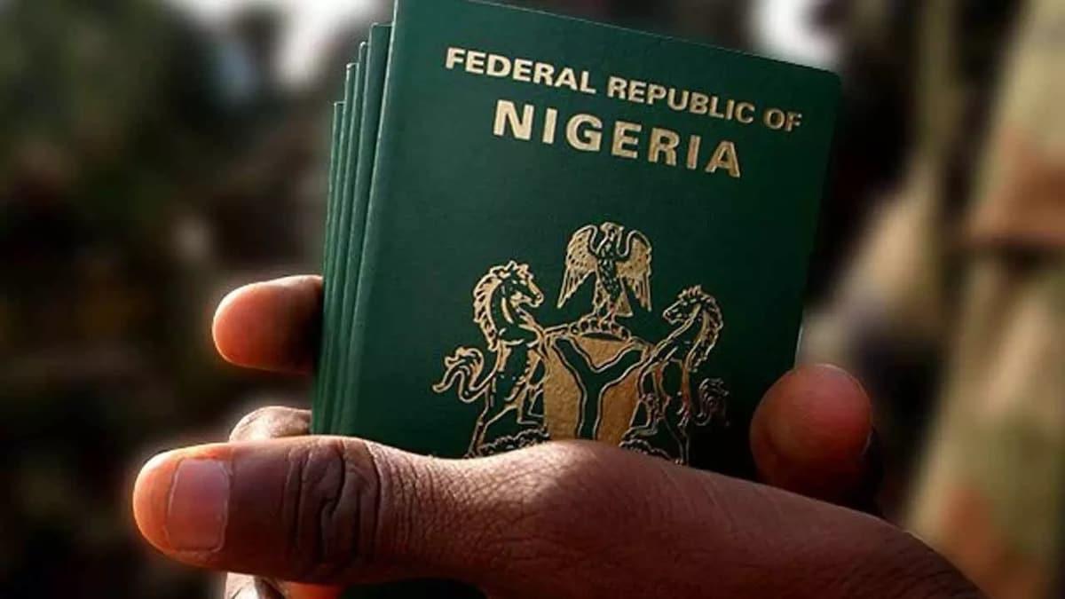 Nigerian Passport Renewal Form Usa
