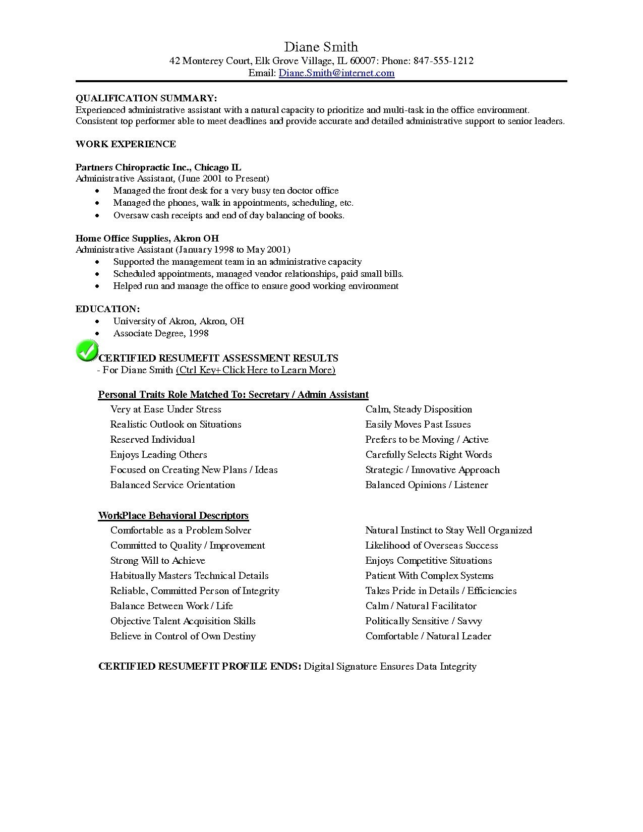 Ability To Handle Confidential Information Resume Awesome Chicago Resume Template Valid Unique Pr Resume Template Elegant