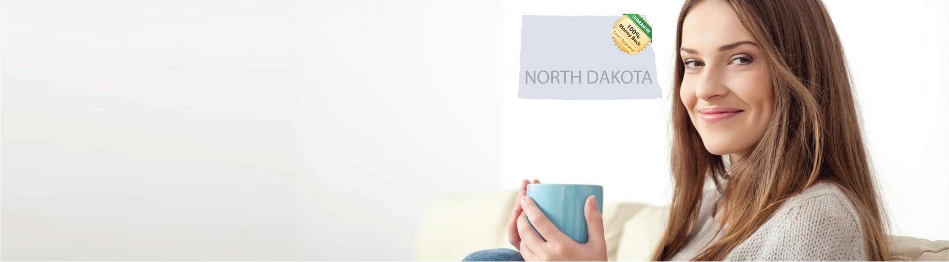North Dakota Divorce Paperwork