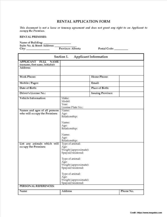 Notarial Certificate Form Alberta