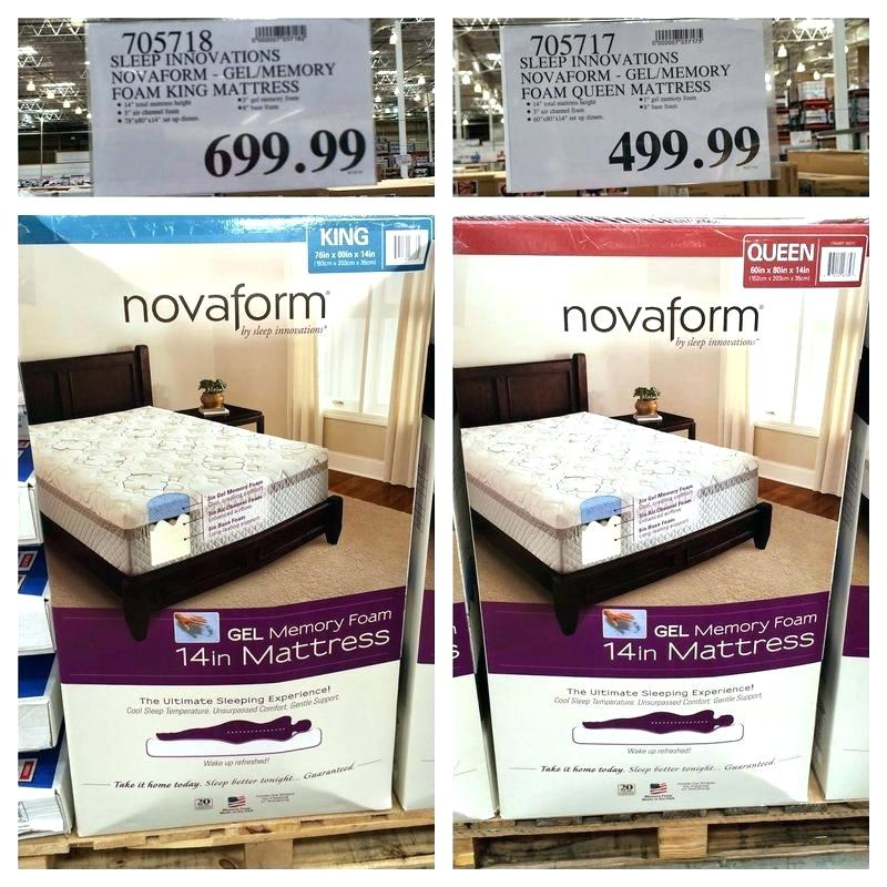 Novaform Comfort Grande Mattress
