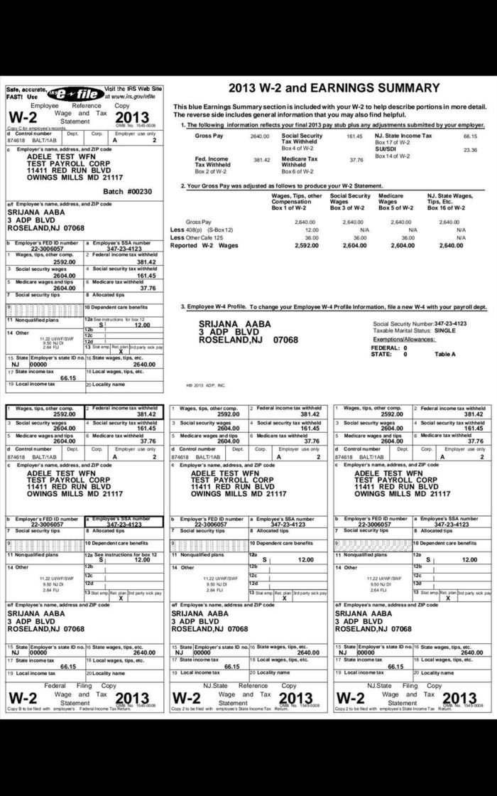 Nys 2012 Tax Form It 201 D