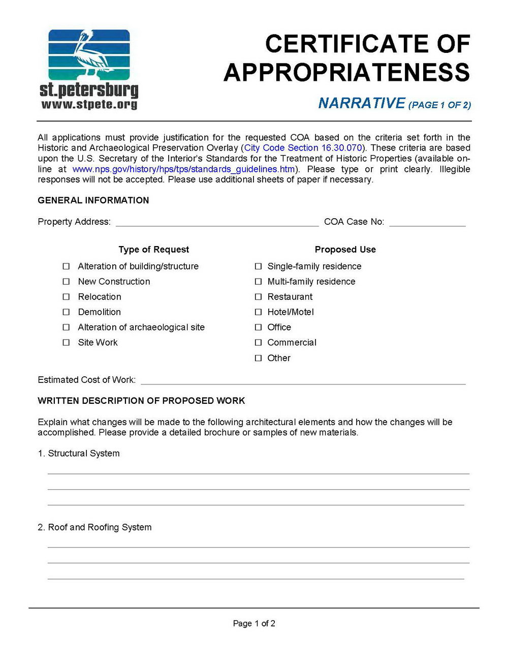 Obamacare Application Form