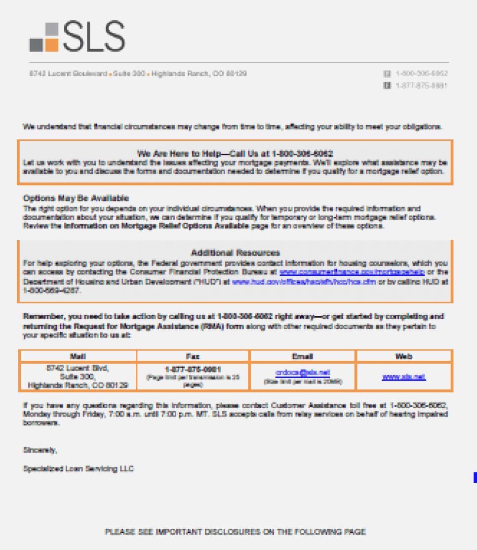 Ocwen Loan Servicing Modification Forms