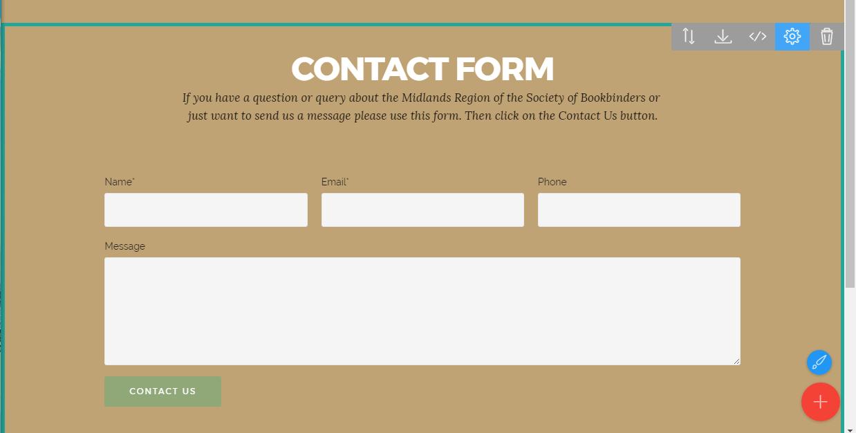 Offline Form Builder Software